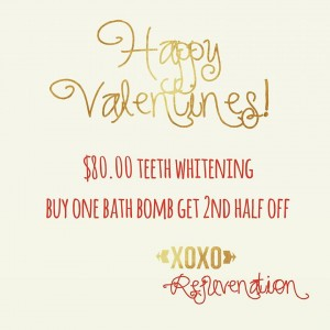 Rejuvenation Valentines